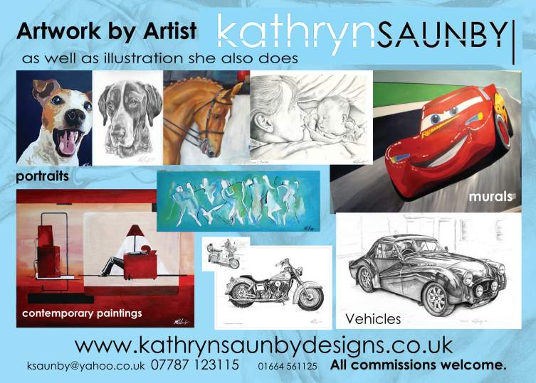 Check out Kathryns artwork at http://www.kathrynsaunbydesigns.co.uk